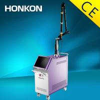 Wholesale 1064 nm ND YAG Laser Tattoo Removal and pigmentations reduction machine, multi-spot size from china suppliers