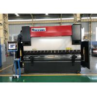 Wholesale Steel Plate 7 Axis 400 Ton 6000 MM CNC Press Brake Bending Machine With CE and CQC from china suppliers