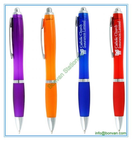 plastic gift ball pen