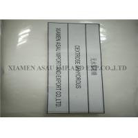 Buy cheap White Crystal Powder Nutritional Additives Raw Material For Food Grade from wholesalers