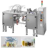 Wholesale Snacks Packing Machine / Doypack Pouch Packing Machine For Pet Foods / Seafoods from china suppliers