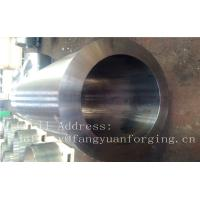 Wholesale F316H S31609 Stainless Steel Forging Forged Cylinder  Seamless Pipe  Flange from china suppliers