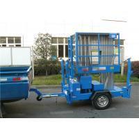 Wholesale 8 Meter Mobile Elevating Working Platform For Outdoor Maintenance Work from china suppliers
