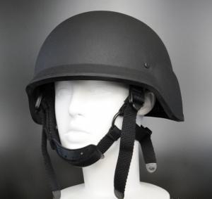 Buy cheap High quality NIJ level IIIA bulletproof helmet military protection equipment Kevlar Helmet from wholesalers