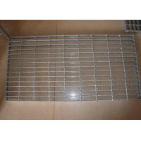 Buy cheap ASTM A6 Walkway Mesh Grating Galvanized Steel Grating Floor Anti Slip from wholesalers