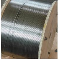Alloy 2205 S32205 Capillary Coiled Steel Tubing Seam Welded / Bright Annealed
