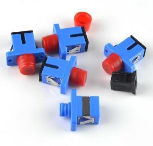 Quality Telecom Class Professional Optical Fiber FC-SC Adapters SM MM SC/FC Couplers for sale