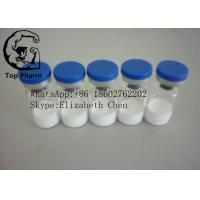 Wholesale CAS 863288-34-0 2mgvial / 10vial/Kit CJC-1295 Without DAC White Freeze Dried Powder Purity 99% from china suppliers