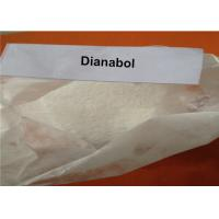China Real Dianabol Methandrostenolone Steroids 72-63-9 for sale