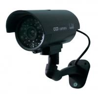 China Indoor/Outdoor Dummy CCTV Camera Security with LED light DRA65 on sale