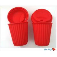 Wholesale silicon coffee cup ,silicon drinking cup for sale from china suppliers