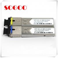 Wholesale 10G/1310nm SM Optical Module 1.4km SFP Optical Transceiver For Huawei ZTE from china suppliers