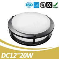 China Led Light 120 Degree Dimmable 12inch 20W UL Energy Star Flush Mount Led Ceiling Lights for Hotels on sale