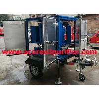 China Vacuum Transformer Oil Degassing Plant Companies,Mobile Oil Processing Plant on sale
