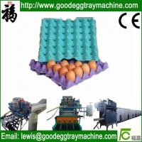Wholesale Reciprocating Paper Pulp Moulding Machine for Egg Trays from china suppliers
