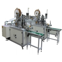 Wholesale PLC Display Anti Virus Disposable Mask Making Machine from china suppliers