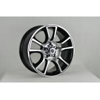 Wholesale High Level Chrome 17 Inch Alloy Wheels 16x7 17x7.5 With Machine Cut Lip 133 from china suppliers