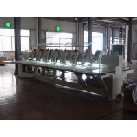 Wholesale High Speed 9 Needles 6 Head Embroidery Machine For Wedding Dress from china suppliers