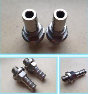 Wholesale High precision cnc machining titanium medical equipment partstita from china suppliers