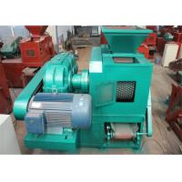 Wholesale 7.5kw High Capacity Briquetting Plant Briquette Making Machine With Double Shaft Mixer from china suppliers