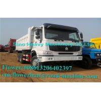 Wholesale Q345 Steel Heavy Tipper With 45T Loading Capacity And Reinforce Frams from china suppliers
