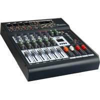 Wholesale 8 channel professional audio mixer MG8U from china suppliers