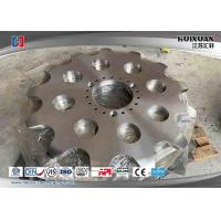 Wholesale Forged Chain Sprocket Wheel Heavy Steel Forgings For Marine Engineering Equipment from china suppliers