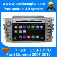 Wholesale Ouchuangbo Car GPS Navi Stereo Bluetooth 3G Wifi Ford Mondeo 2007-2010 Android 4.4 DVD System OCB-7017D from china suppliers