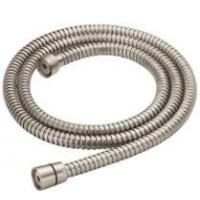 Wholesale Satin/Brushed Nickel Hand-Held Shower Replacement Hose from china suppliers