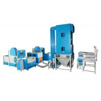 Buy cheap High Efficiency Ball Fiber Proportional Mixing Machine , Automatic Pillow Filling Line from wholesalers