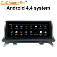 Quality Ouchuangbo car radio stereo mult android 4.4 for BMW X5 E70 F15 F85(2011-2012)X6 E71 F16 F86 with gps navi AUX USB for sale