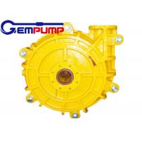 Buy cheap 4x3E High Head Centrifugal Pump Mineral Processing Hydrocyclone Horizontal from wholesalers