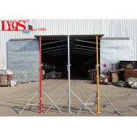 Wholesale Adjustable Building Support Post / Steel Shore Jacks For Propping Formwork Beams from china suppliers