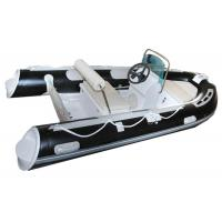 Buy cheap Small Tender Inflatable Sail Boat 3.3 M , High Intensity Inflatable Fishing Raft from wholesalers