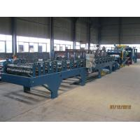Wholesale Insulation Sandwich Panel Roll Forming Machine from china suppliers