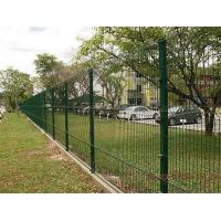 Wholesale Hot Dipped Galvanized / Powder Coated / Welded Wire Mesh Fence 3D Curvy Triangle Bends Fence Direct Factory from china suppliers