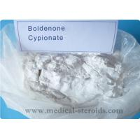 Wholesale Boldenone Cypionate Raw Steroid Powders For Gaining Muscle Pharmaceutical Grade from china suppliers