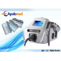 Aesthetic center depilation IPL Hair Removal Laser Equipment  With High Frequency