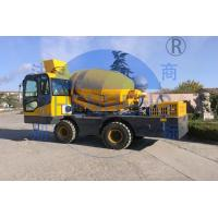Wholesale 2.5m3 Self Loading Concrete Machine from china suppliers