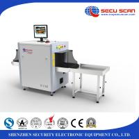 China Small Tunnel Size Dual Energy X Ray Baggage Scanner For Hold Baggage Inspection on sale
