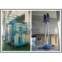 Wholesale Two Person Mobile Elevating Work Platform 10 Meter Platform Height For Factories from china suppliers