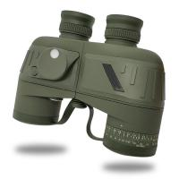 Wholesale Army Green 12x50 Binocular Rangefinder Telescope for Military from china suppliers