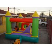 Wholesale Green Red Blue Outdoor Inflatable Bouncers Inflatable Jumpers For Kids from china suppliers