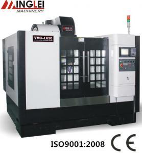 China VMC-L650 high precision cnc milling machine 5 axis on sale