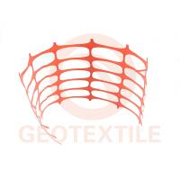 Wholesale Ski Areas / Construction Barrier Netting , Warning Builders Orange Plastic Fencing from china suppliers