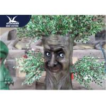 Life Size  Animatronic Talking Tree Vivid Expression Resin Model for sale