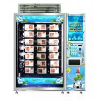 Wholesale Country Club , Travel Area Bottled Water Vending Machine Coin Note Operated from china suppliers