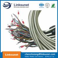 China Screw LED Injector Wiring Harness 180 Degrees TVR 1.25 - 5 Ring Solder Terminal Connectors for sale