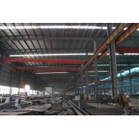 China Q235 , Q345 Light Frame Industrial Steel Buildings For Textile Factories for sale