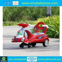 Wholesale New Model Hot Sell High Quality With Competitve Price Kids Magic Car Kids Swing Car Kids Auto Cars Kids Plasma Car from china suppliers